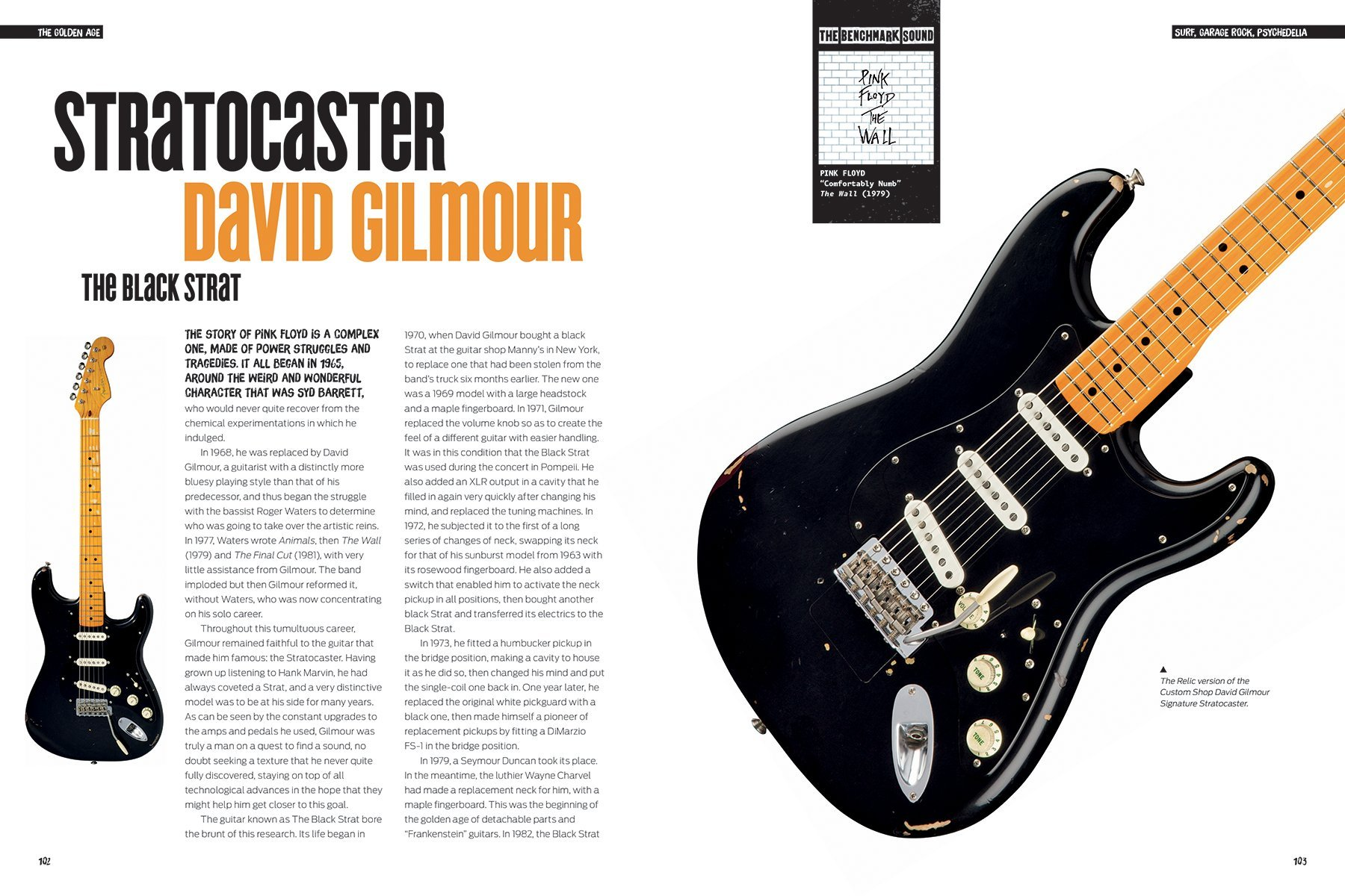 Guitars and Heroes: Mythic Guitars and Legendary Musicians ...