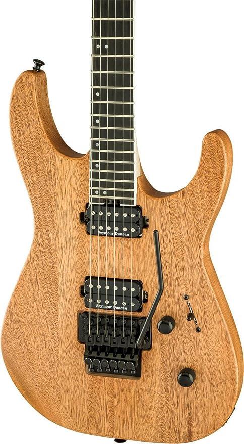 Jackson Pro Serie Dinky DK2, Natural Okoume guitarra eléctrica: Amazon.es: Instrumentos musicales