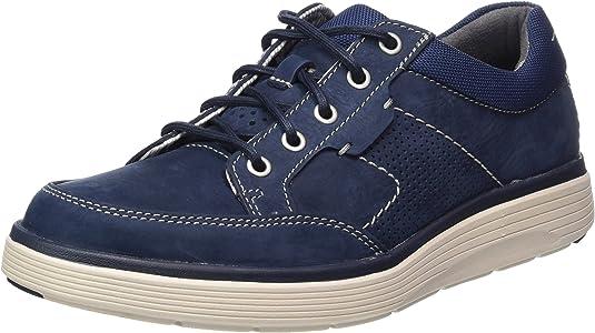 Clarks Un Abode Lace, Zapatos de Cordones Derby para Hombre
