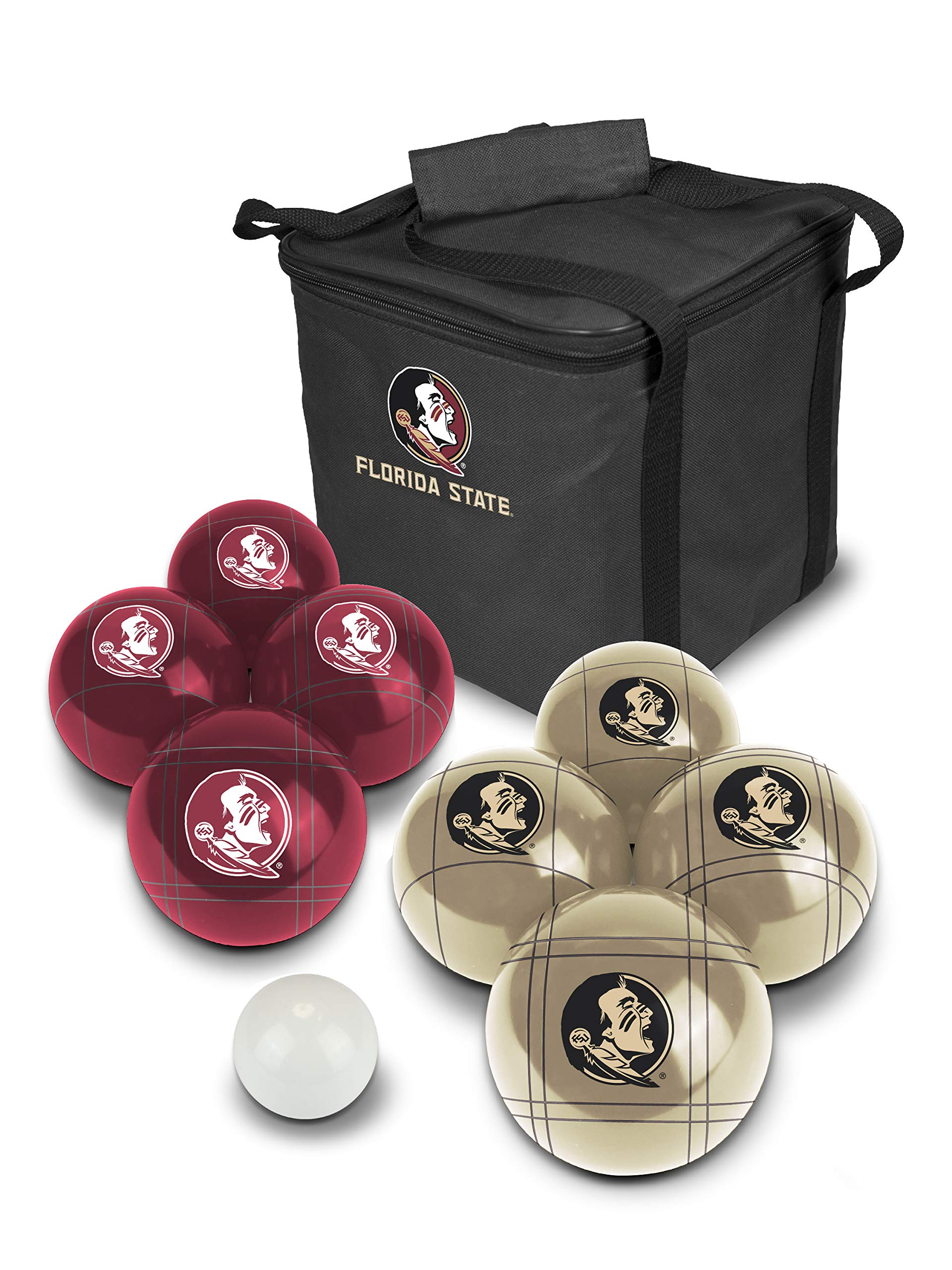 PROLINE NCAA College Florida State Seminoles Bocce Ball Set by PROLINE