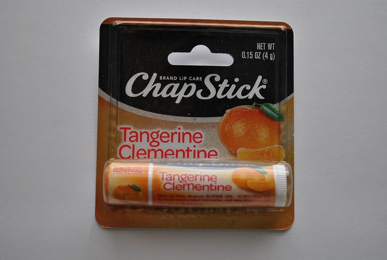 Chapstick Lip Balm - Tangerine Clementine 0.15 oz/4 g