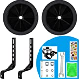Bicycle Training Wheels for Kids Boys Girls Stronger Version Heavy Duty Rear Bicycle Stabilizers Mounted Kit for 12 14…