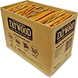 Better Wood Products Fatwood Firestarter Box, 25-Pounds
