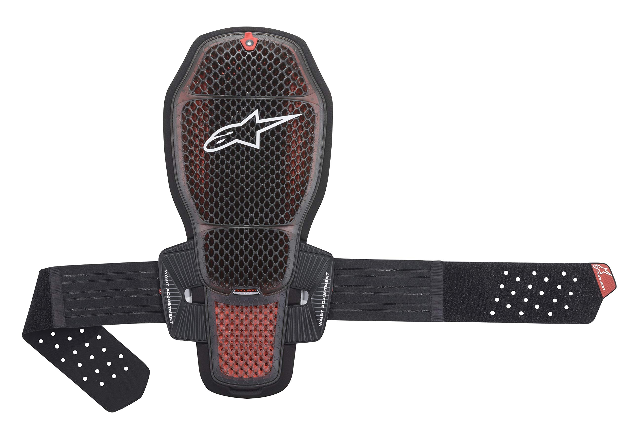 ALPINESTARS NUCLEON KR-R CELL BACK PROTECTOR RED/BLACK (L) by Alpinestars