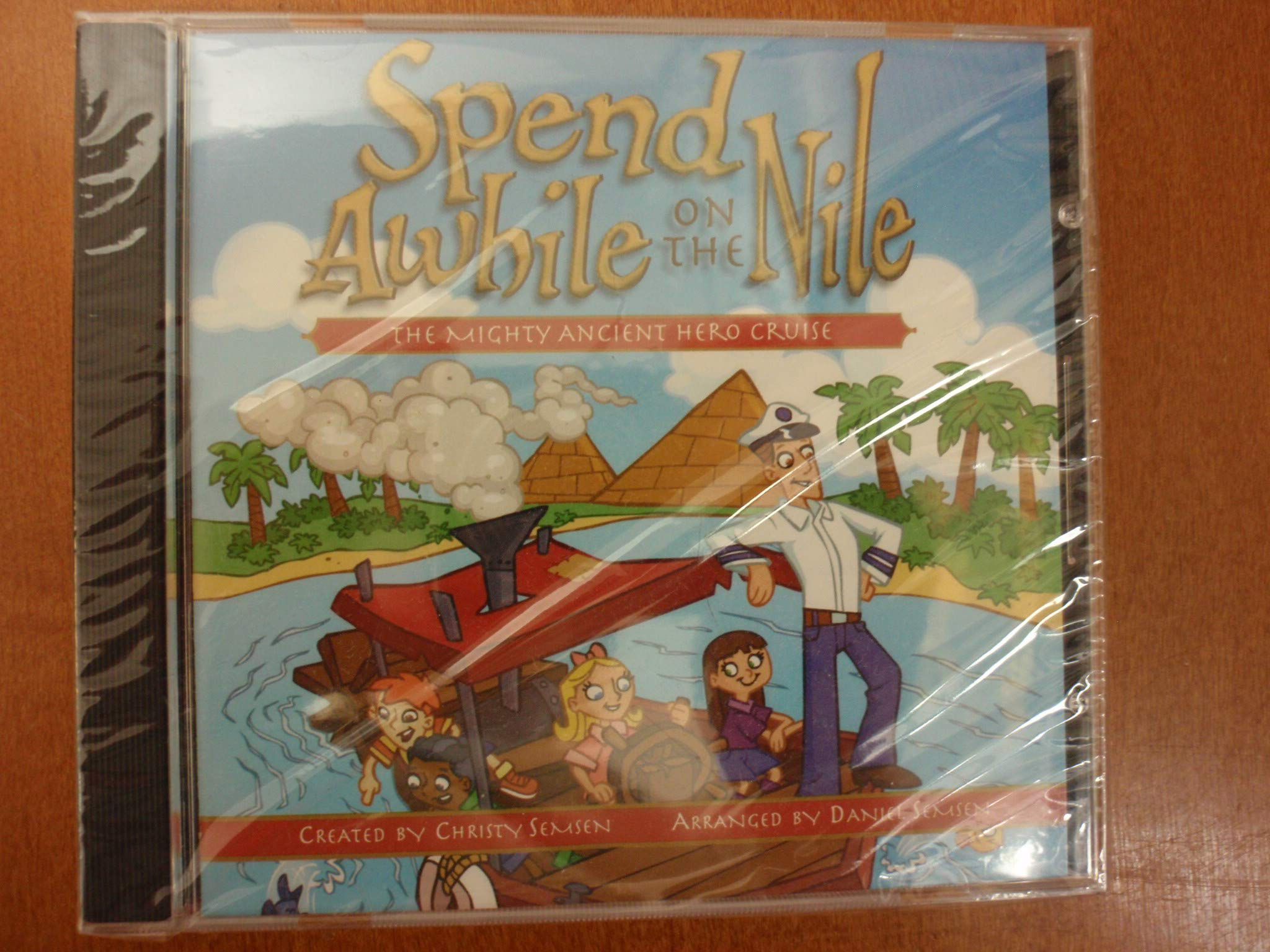 Download Spend Awhile on the Nile PDF