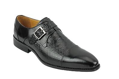 2019 New Design Fashion Mens Tassel Shoes Luxury Leather Italian Formal Snake Skin Dress Office Footwear Drop Shipping To Enjoy High Reputation In The International Market Formal Shoes Men's Shoes