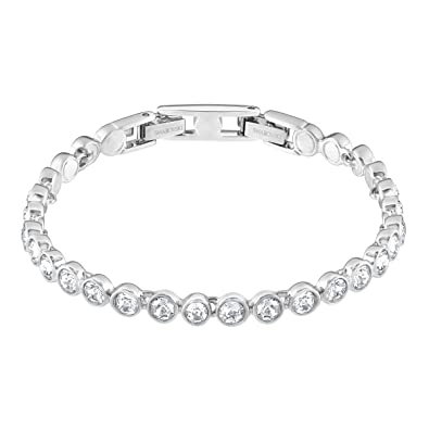 Amazon.com  Swarovski Tennis Bracelet  Jewelry cd033200f0