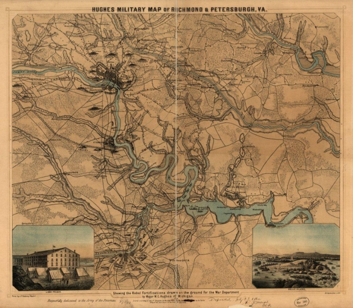 Amazon.com: c1864 Civil War map: Richmond Region Virginia ... on georgia virginia map, colonial virginia map, fredericksburg va map, central virginia state map, county of va counties map, virginia meissner trail map, columbia gas of virginia map, slavery in 1860 virginia map, united states virginia map, battle of chancellorsville virginia map, american flag virginia map, manakin town virginia map, battle of richmond virginia map, california virginia map, 5 regions virginia map, petersburg virginia state map, hwy 58 virginia map, powell river virginia map, aquia creek virginia map, new york virginia map,