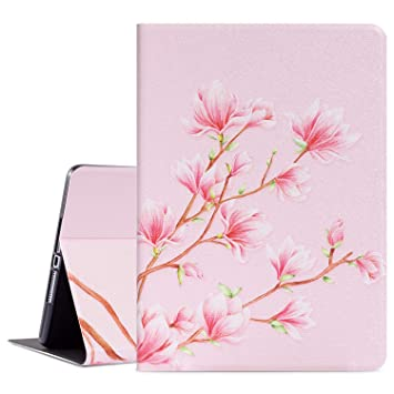 Cherry blossoms Pattern Front Tempered Glass Film Screen Protector For IPad