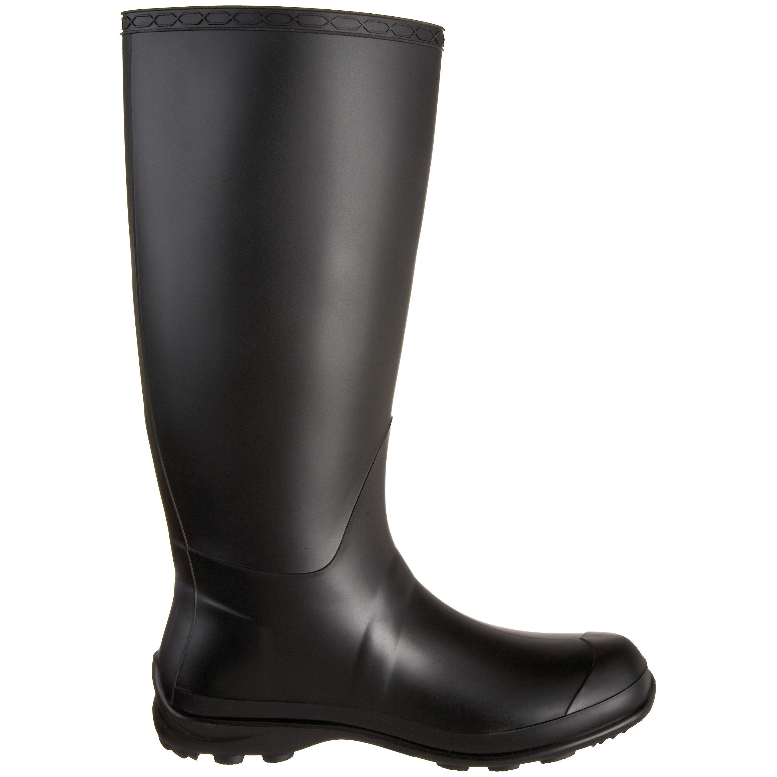 Kamik Women's Olivia Rain Boot,Black,9 M US by Kamik (Image #6)
