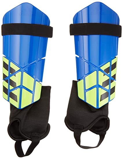 81e8e362f adidas X Club Shin Guards, Football Blue/White/Black, X-Small