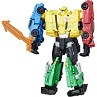 Transformers Toys Autobot Team Combiner Pack - 4 Figure Gift Set – Figures Combine into a Super Robot - Toys for Kids 6…