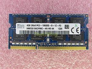 Lenovo 55Y3717 4GB PC3-10600S DDR3 1333 SODIMM 204Pin Memory Hynix HMT351S6CFR8C
