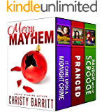 Merry Mayhem: Three Cozy Christmas Novellas