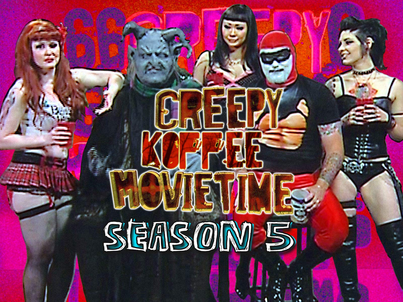 Amazon com: Creepy Koffee Movie Time: Mike nelson