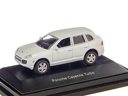 """Schuco Porsche Cayenne Turbo 1:87 2"""" ..."""