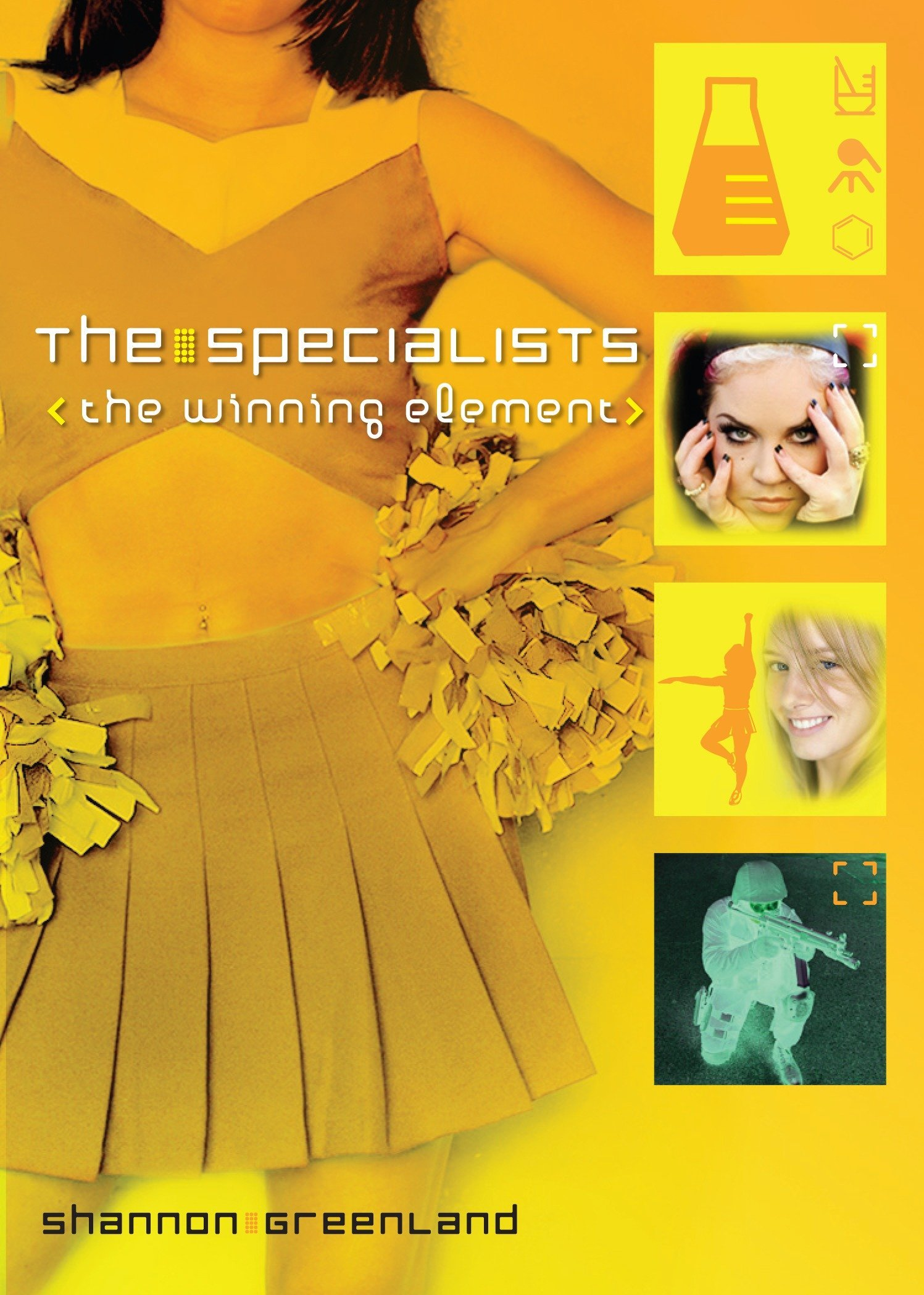 Download The Winning Element (The Specialists) PDF