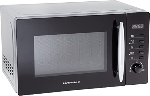 Ultratec MWG200 - Microondas con grill, 700/1000 W, 8 programas ...