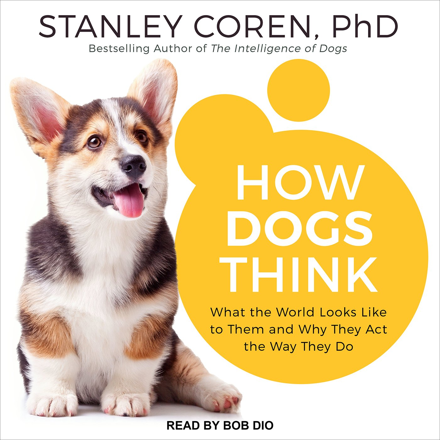 How Dogs Think: What the World Looks Like to Them and Why They Act the Way They Do by Tantor Audio (Image #1)