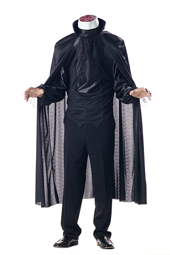 Victorian Men's Costumes Headless Horseman Costume $39.42 AT vintagedancer.com