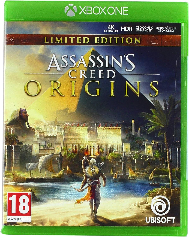 Amazon com: Assassins Creed Origins Limited Edition