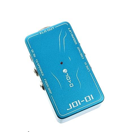 JOYO JDI-01 DI Caja con Amp Simulation para Acústica o guitarra eléctrica