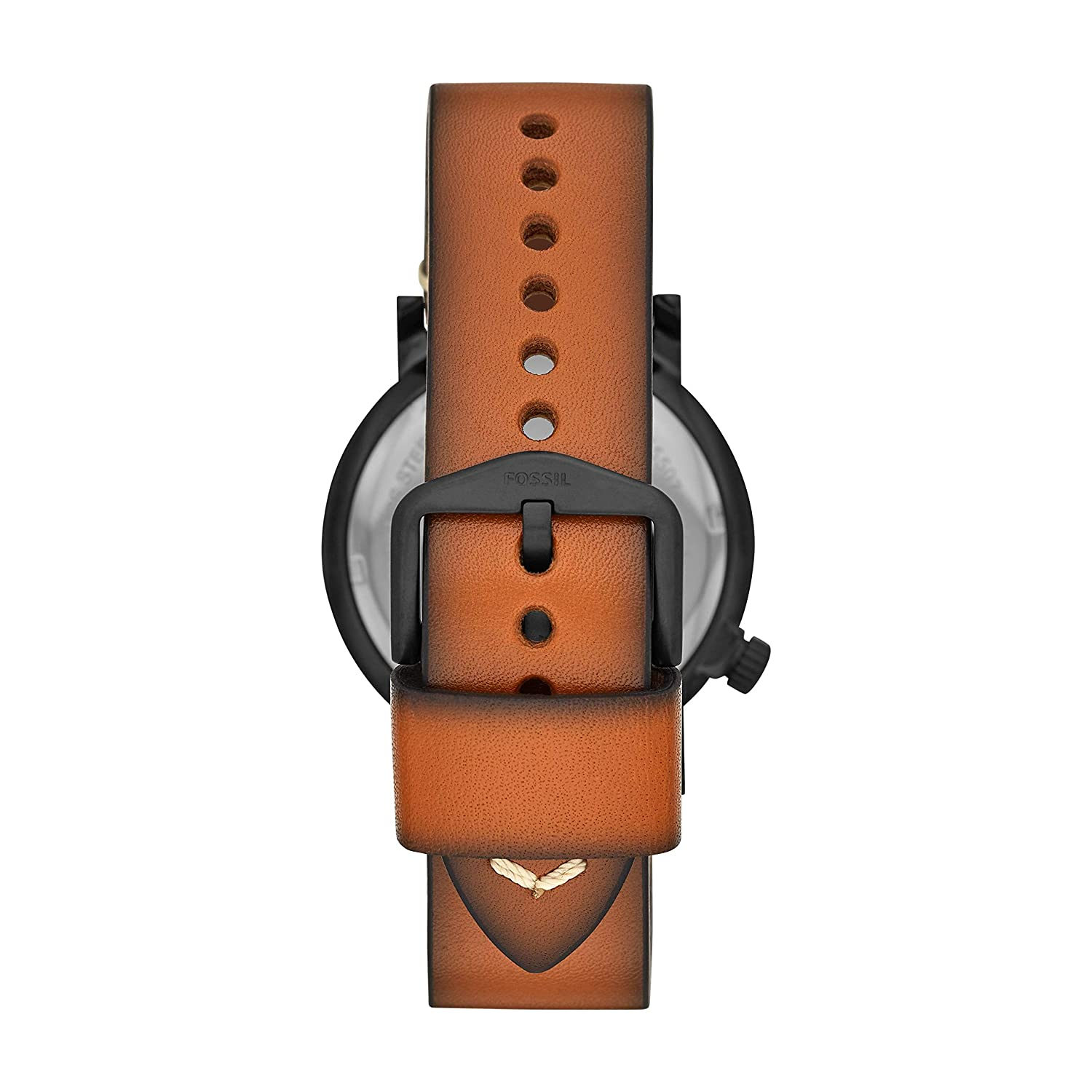 1b71cc97e Amazon.com: Fossil Men's Barstow Brown Leather Watch FS5507: Watches