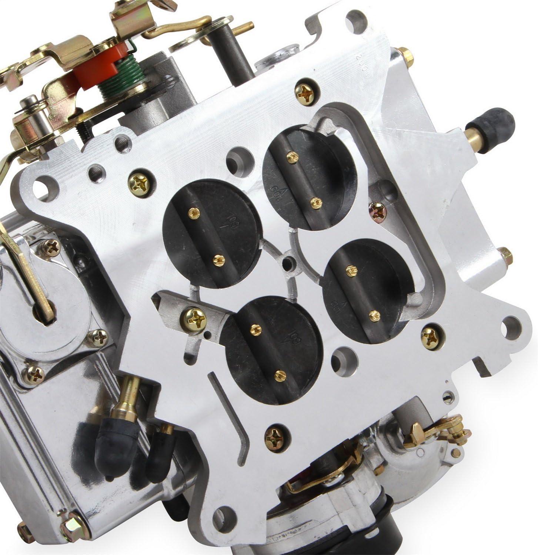 amazon com carburetors carburetors \u0026 parts automotiveholley 0 80457sa aluminum 600 cfm four barrel street carburetor