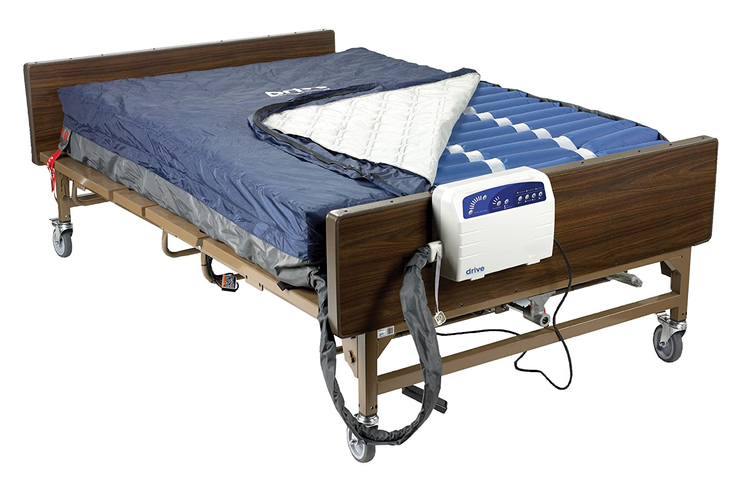 amazon com drive medical med aire plus bariatric low air loss