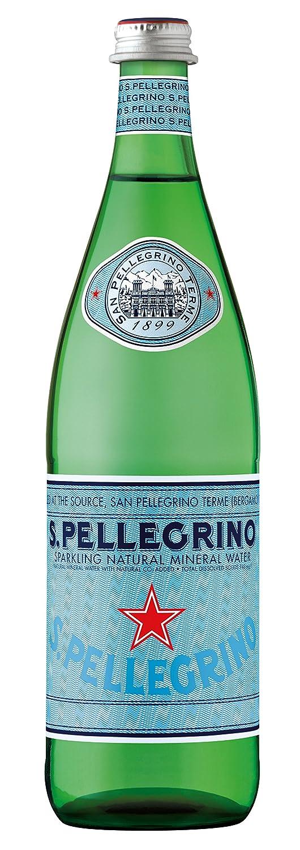 Sanpellegrino (San Pellegrino) 750mlX12 Esta agua mineral natural carb?nica: Amazon.es: Alimentación y bebidas