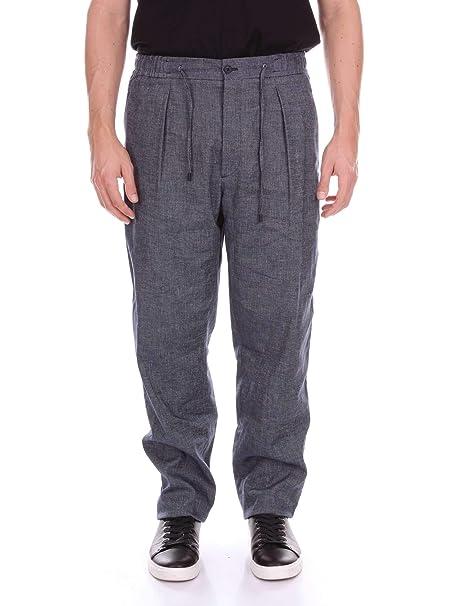 more photos d9a3c f031e Fendi FB457A2MI Pantalone Uomo: Amazon.it: Abbigliamento