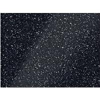 Creative Tops Naturals superficie di lavoro Schermo Nero Granito