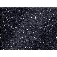 Creative Tops Naturals Granite Noir Protection de Plan de Travail