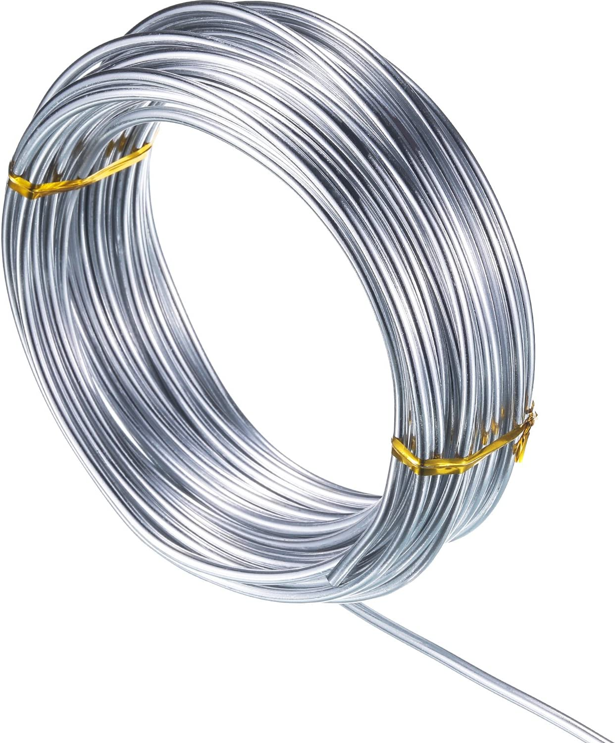 Bendable Craft Wire Art Yellow - WIRE Center •