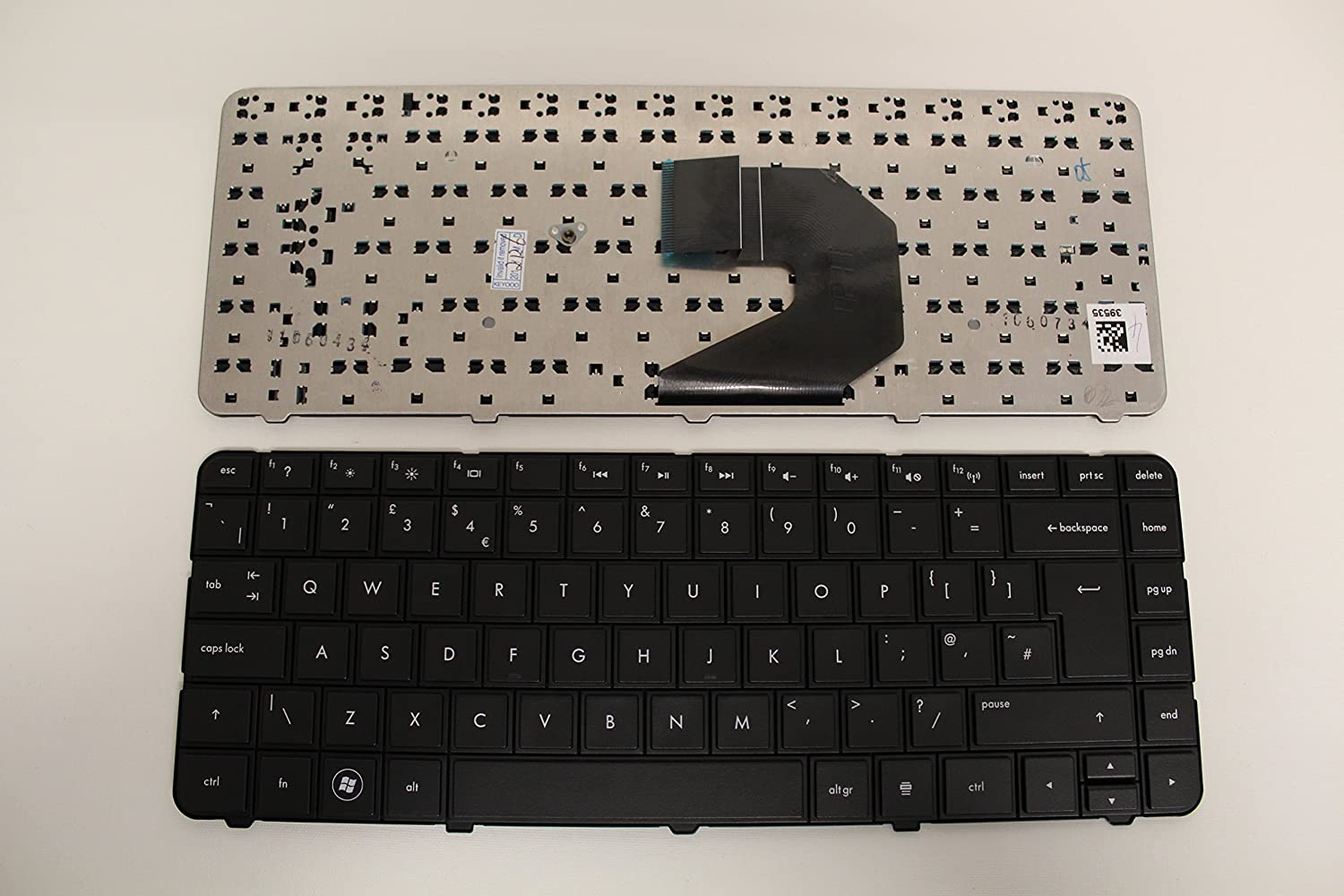 New HP Pavilion G4 G6 G4-1000 G6-1000 Series 633183-031 646125-031 Keyboard UK