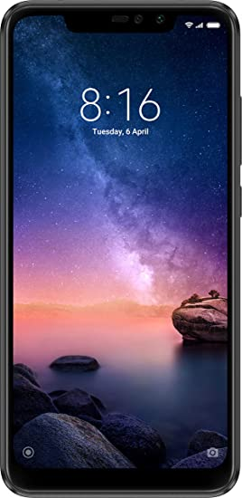 Redmi Note 6 Pro Dual Camera Android Oreo 4000mAh Li-Polymer Battery  Qualcom Snapdragon 626 Full View Display Best Flagship Smartphone Available  as on