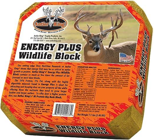 Amazon Com Antler King Energy Plus Wildlife Pack Block