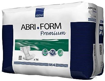Amazon.com: Abena Abri Form M4 Air Plus Premium Cloth-Like Adult ...