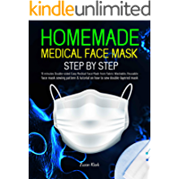 HOMEMADE MEDICAL FACE MASK: How to made 15 Minutes Double-Side Easy Medical Face Mark From Fabric Washable, Reuseable…
