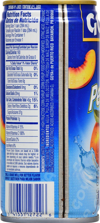 Amazon.com : Goya Nectar Peach : Breakfast Foods : Grocery & Gourmet Food