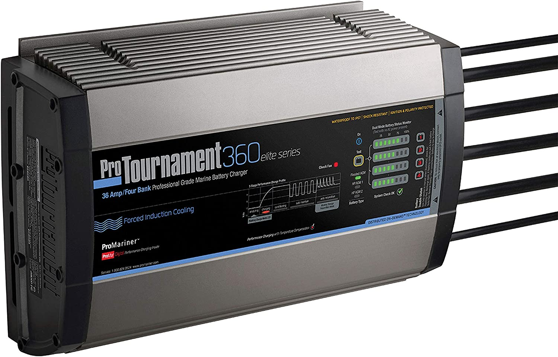 Amazon Com Promariner 52038 Battery Charger Protournament Automotive