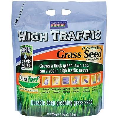 BONIDE Grass Seed 60285 60285 Grass Seed, 7 lb : Garden & Outdoor