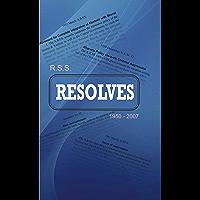 R.S.S. RESOLVES: 1950-2007