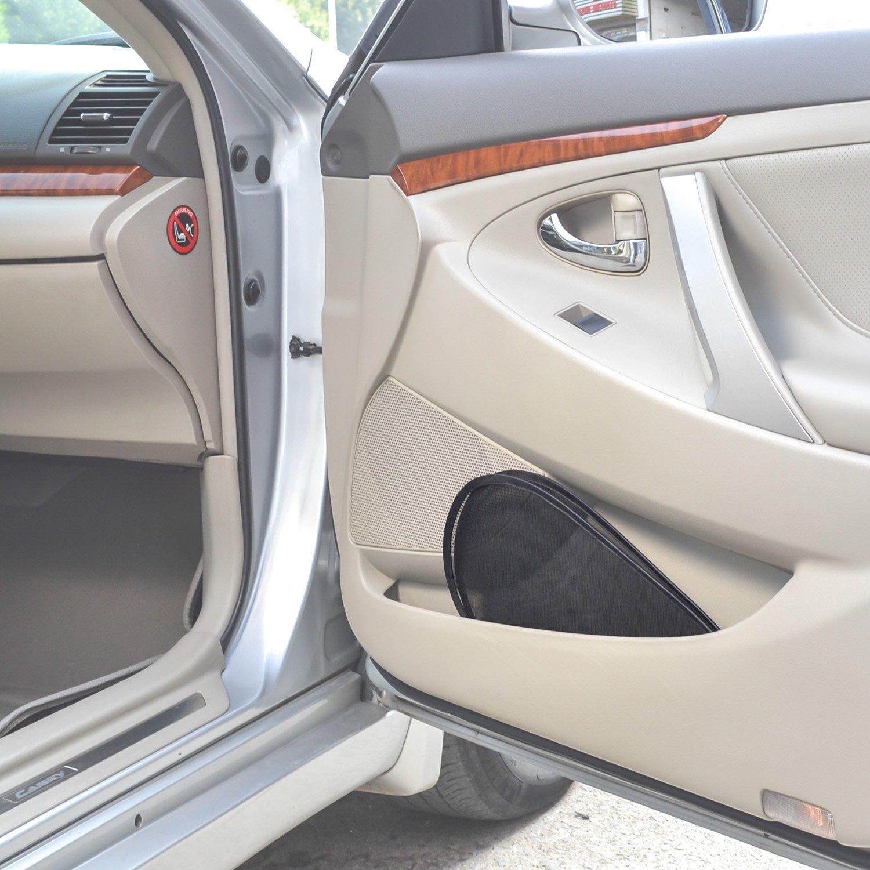 Nissan e altri la maggior parte di Sedan Chevrolet TFY Parasole per finestrini dellauto che proteggono i neonati e i bambini dalla luce Honda a misura per la maggior parte dei veicoli Audi Ford Buick BMW Mazda