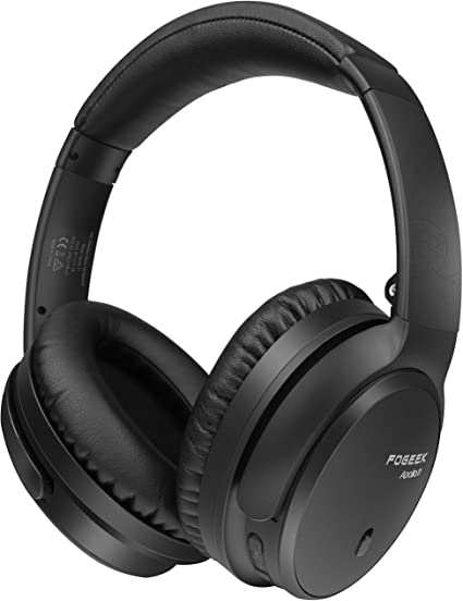 Apollo 11 Bluetooth Headphones with Mic Deep Bass Hi-Fi Sound