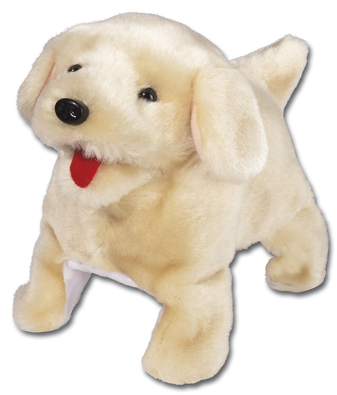 Action Zoo Salto Wuff, perro de peluche, modelos surtidos: Amazon.es: Juguetes y juegos