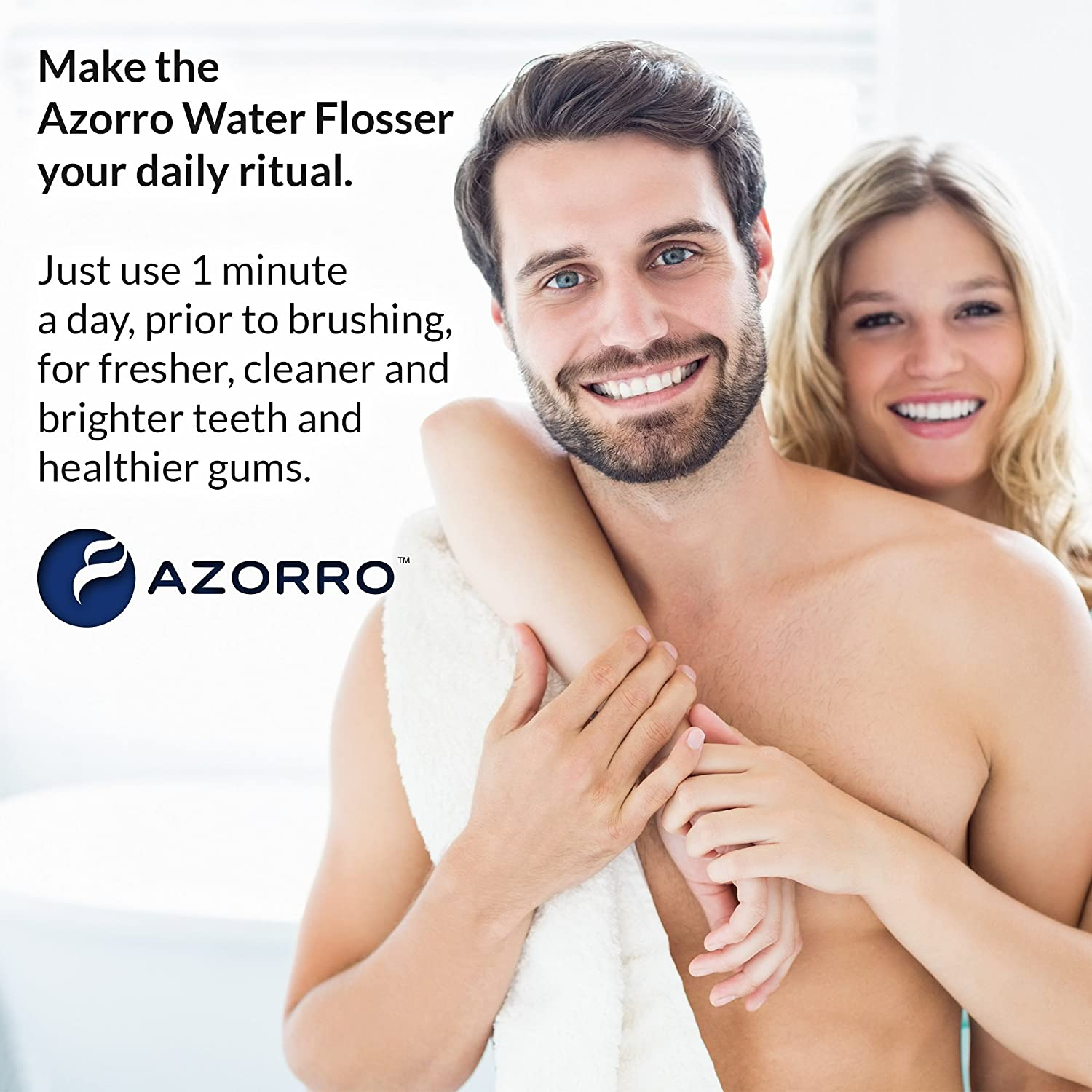 Amazon top rated water flosser fda approved cordless amazon top rated water flosser fda approved cordless rechargeable oral irrigator no batteries or electricity needed best dental care flossing solutioingenieria Gallery