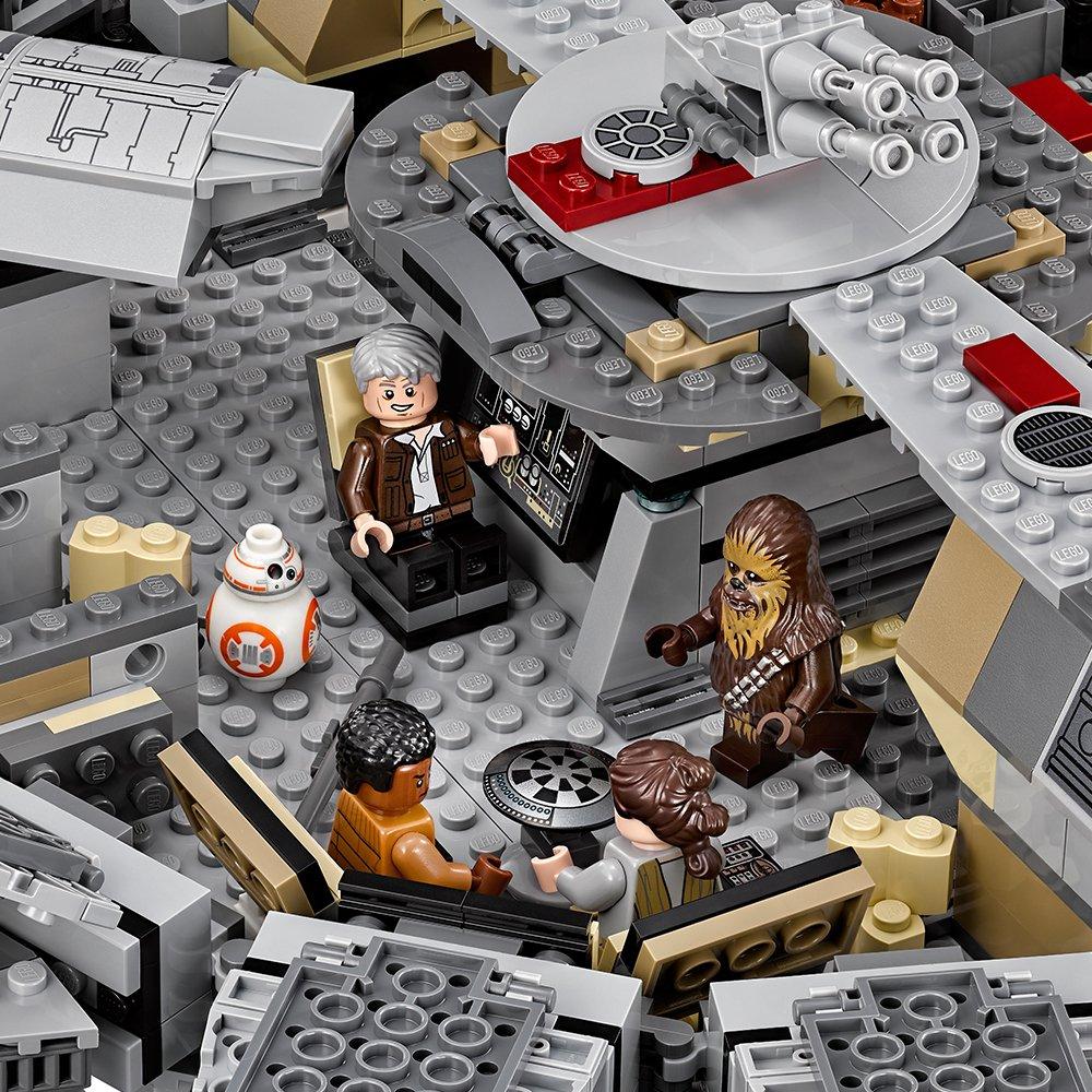 LEGO Star Wars Millennium Falcon 75105 Star Wars Toy by LEGO (Image #3)