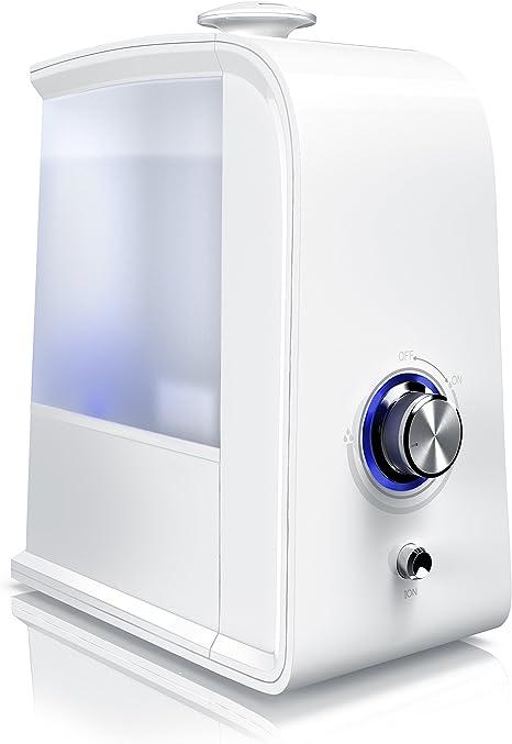 Arendo humidificador de aire | humidificador para ambiente ...