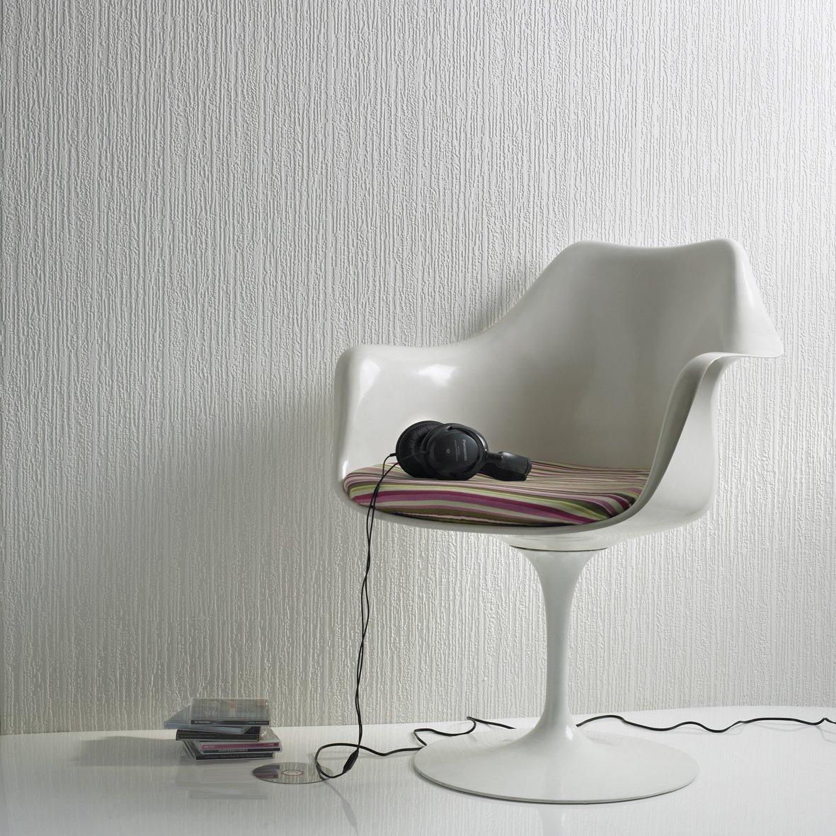 Textured paintable wallpaper - Superfresco Paintable Textured Bark Effect Wallpaper Amazon Co Uk Kitchen Home